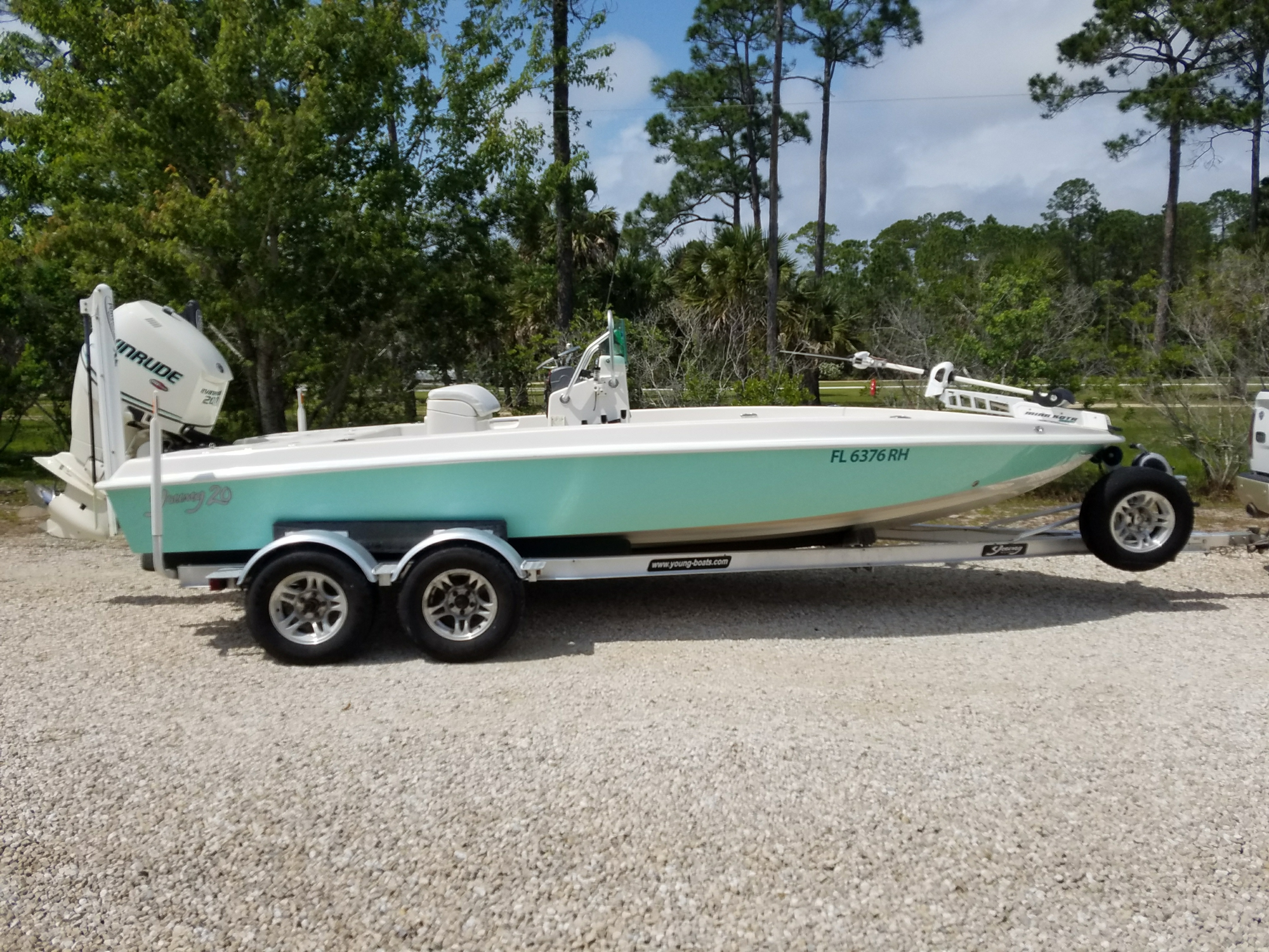 Skiffs For Sale >> Used Boats For Sale Young Boats Inc
